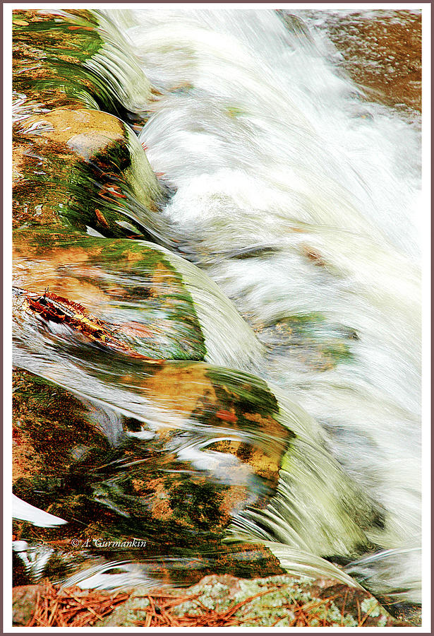 Stream Cascade by A Gurmankin