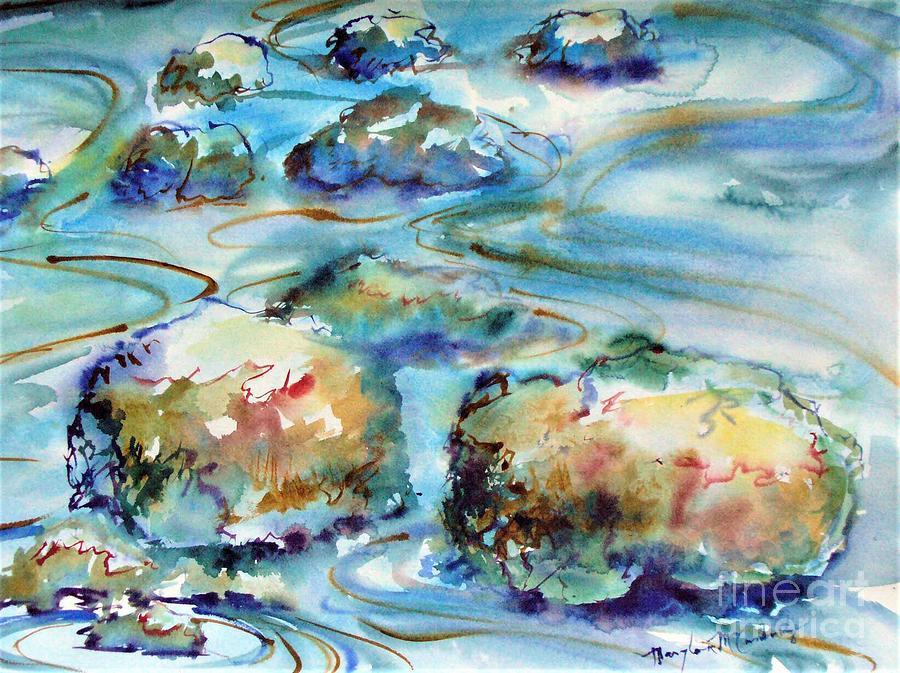 Stream by Mary Lou McCambridge