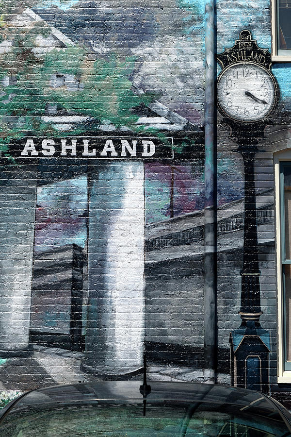 Street Mural by Karen Harrison