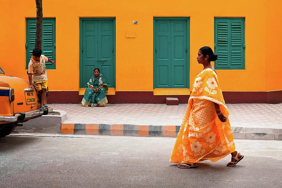 Street palette by Marji Lang