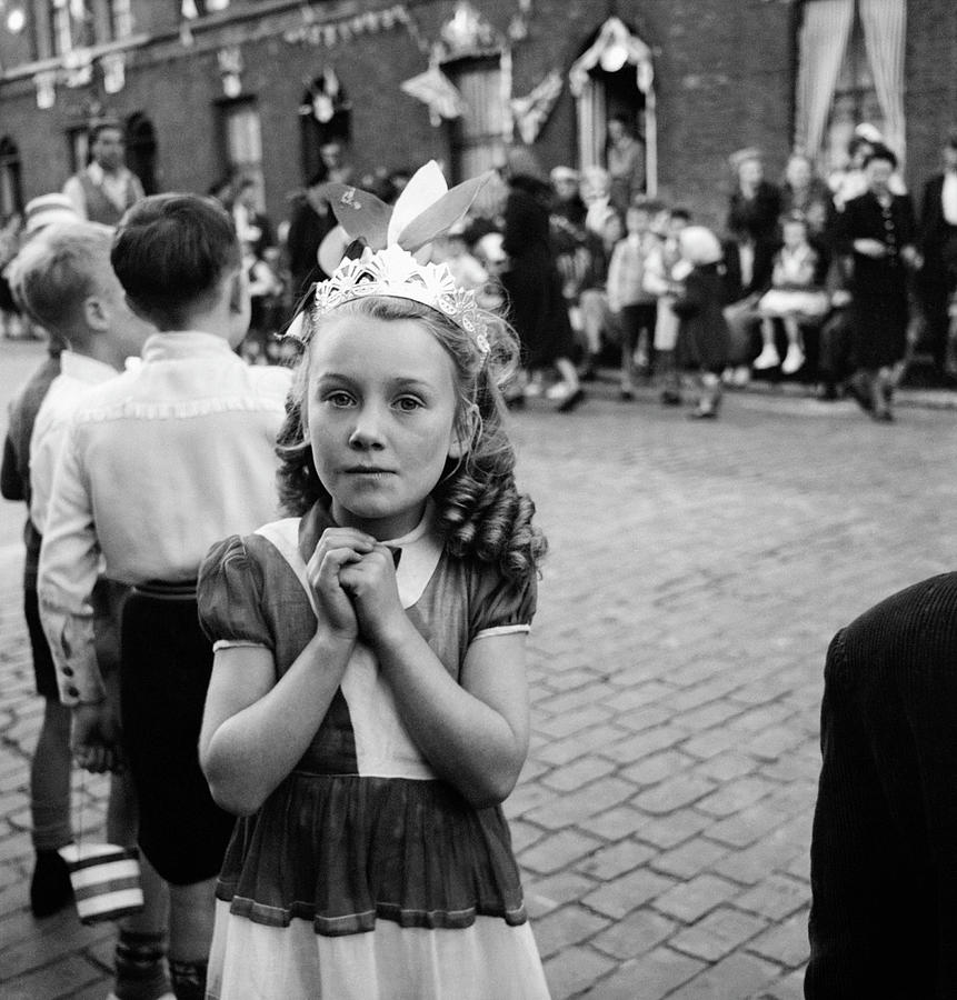 Street Princess Photograph by Thurston Hopkins/john Chillingworth