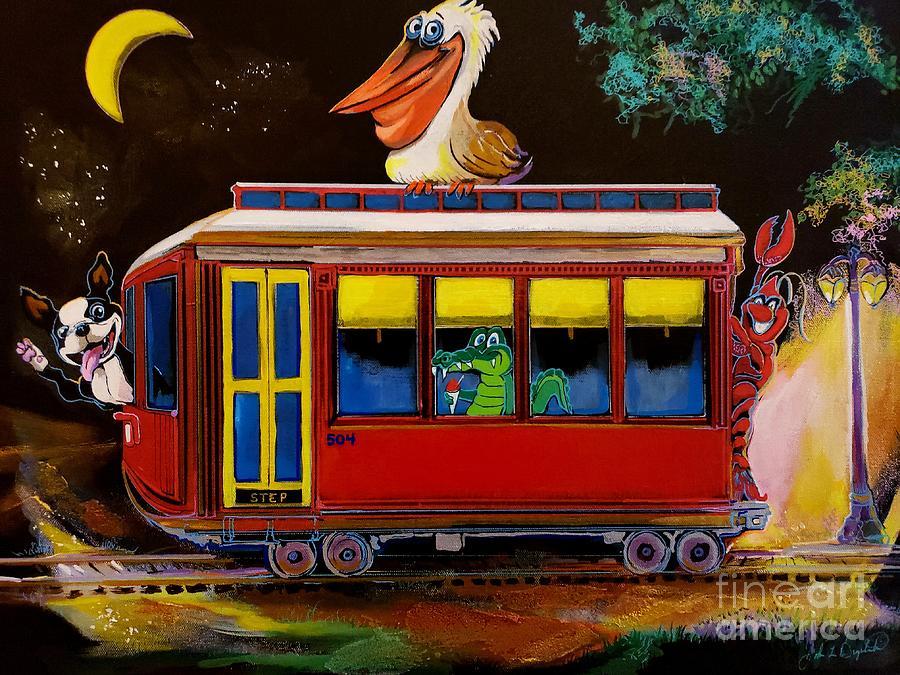 Streetcar NOLA by John Duplantis