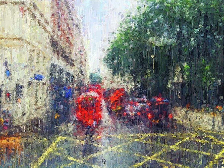 Streets of London - 01 by Andrea Mazzocchetti