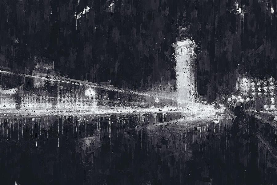 Streets of London - 02 by Andrea Mazzocchetti