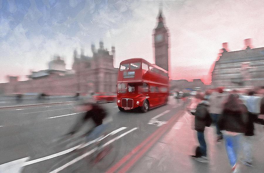 Streets of London - 03 by Andrea Mazzocchetti
