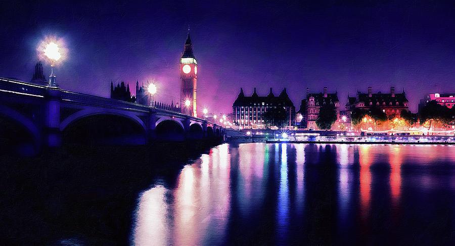 Streets of London - 05  by Andrea Mazzocchetti