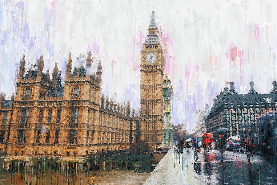 Streets of London - 06 by Andrea Mazzocchetti