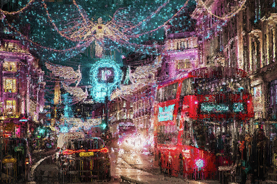 Streets of London - 07 by Andrea Mazzocchetti