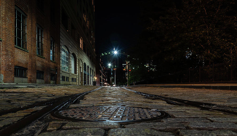 Streets of Time by Samantha Kennedy