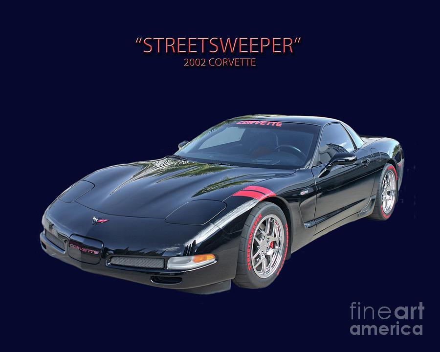 STREETSWEEPER CORVETTE by Jack Pumphrey