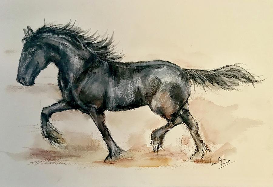 Strider Painting
