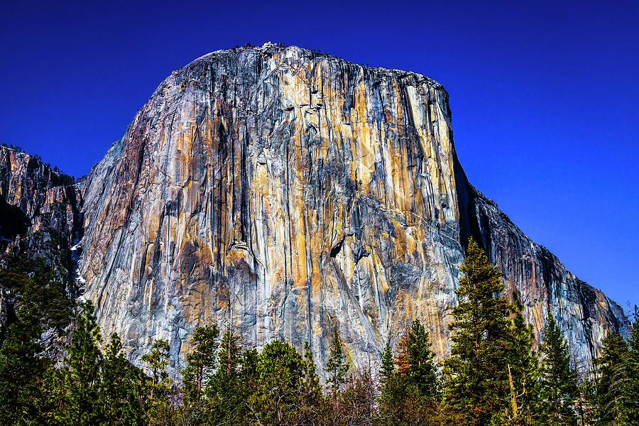 Striking El Capitan by Garry Gay