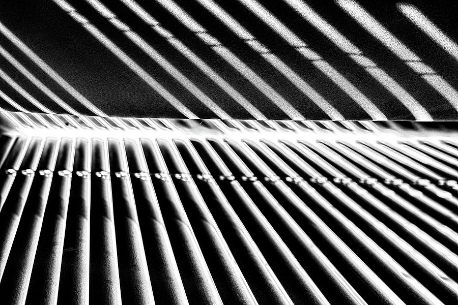 Stripes in Perspective by Sharon Popek