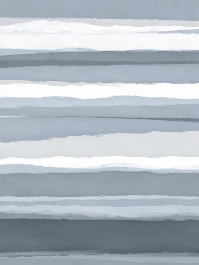 Strips 3  by Menega Sabidussi