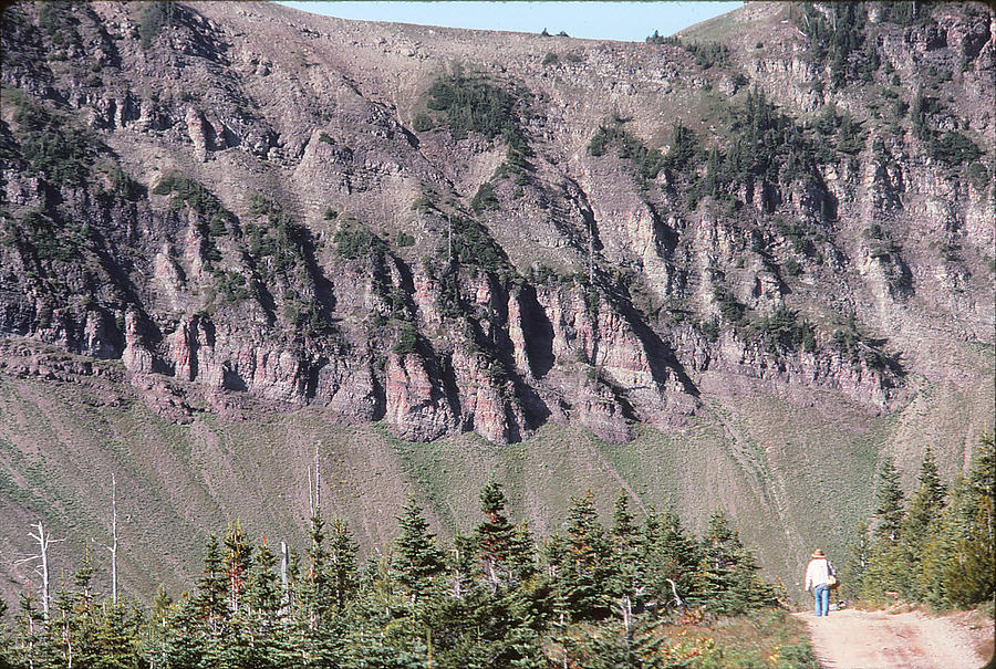 Mountains Photograph - Stroll by Marty Klar