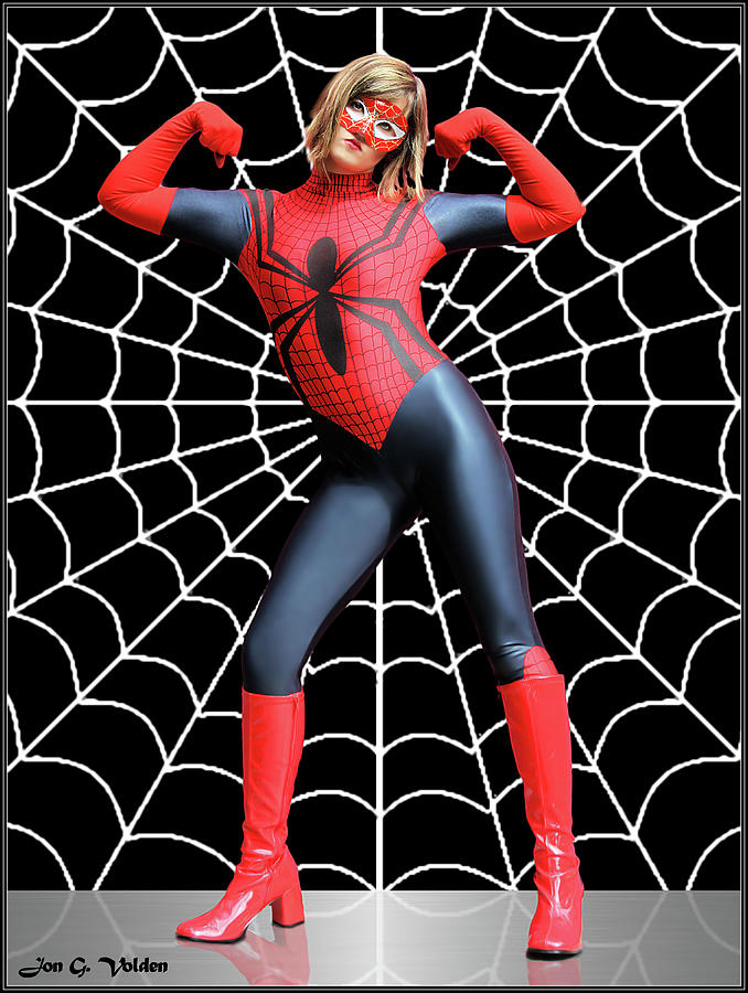 Strong Web by Jon Volden