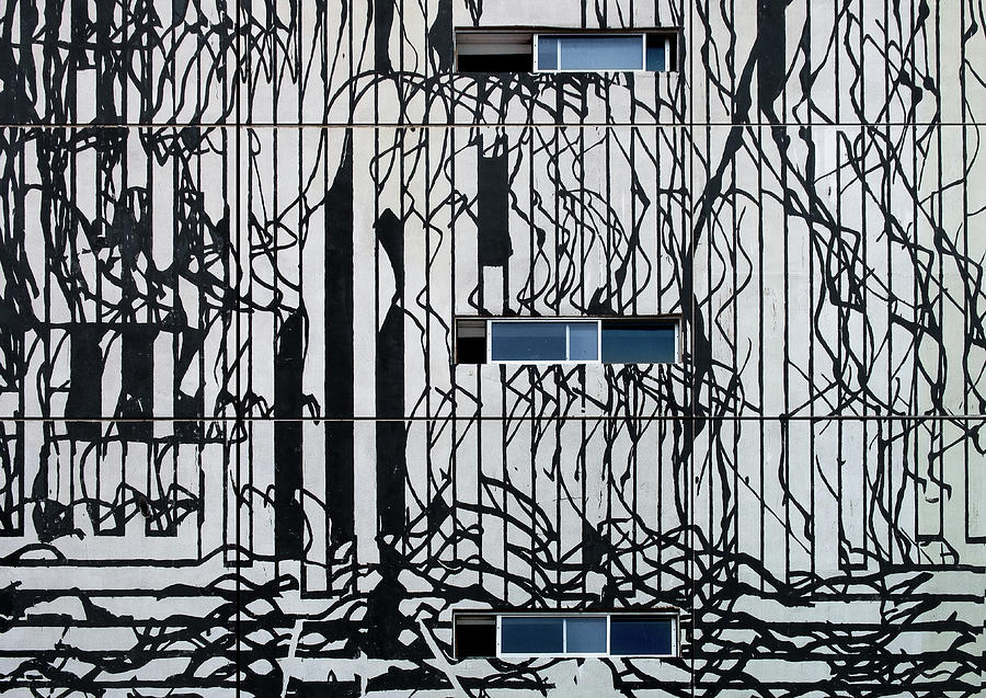 Bangkok Photograph - Structures Of Chaos. by Harry Verschelden