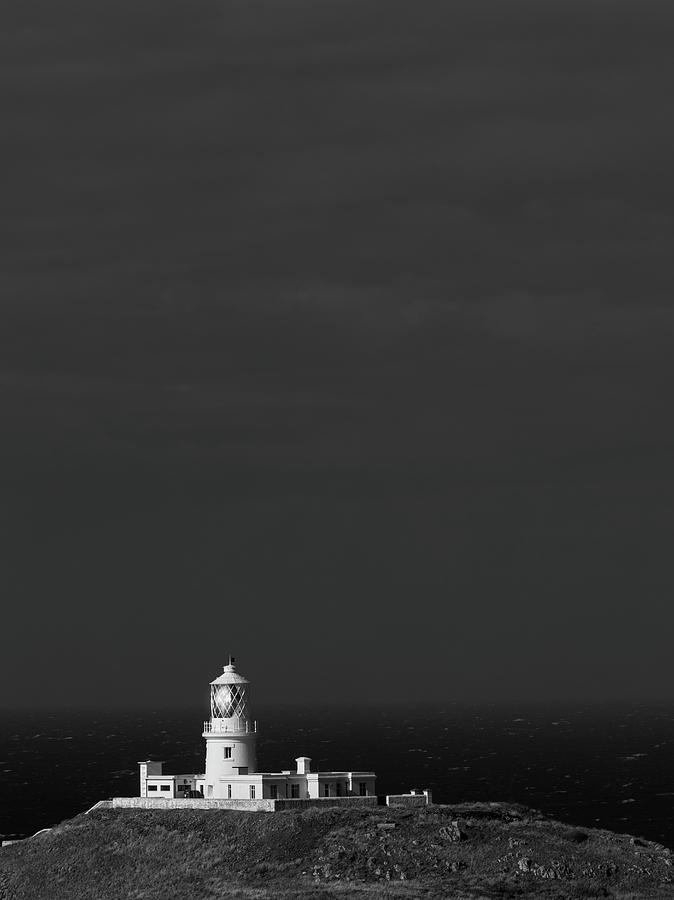 Strumble Head Lighthouse Photograph