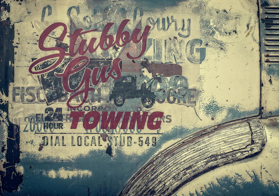 STUBBY by Jerry Golab