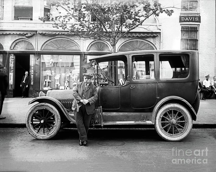 Studebaker 1921 by Carlos Diaz
