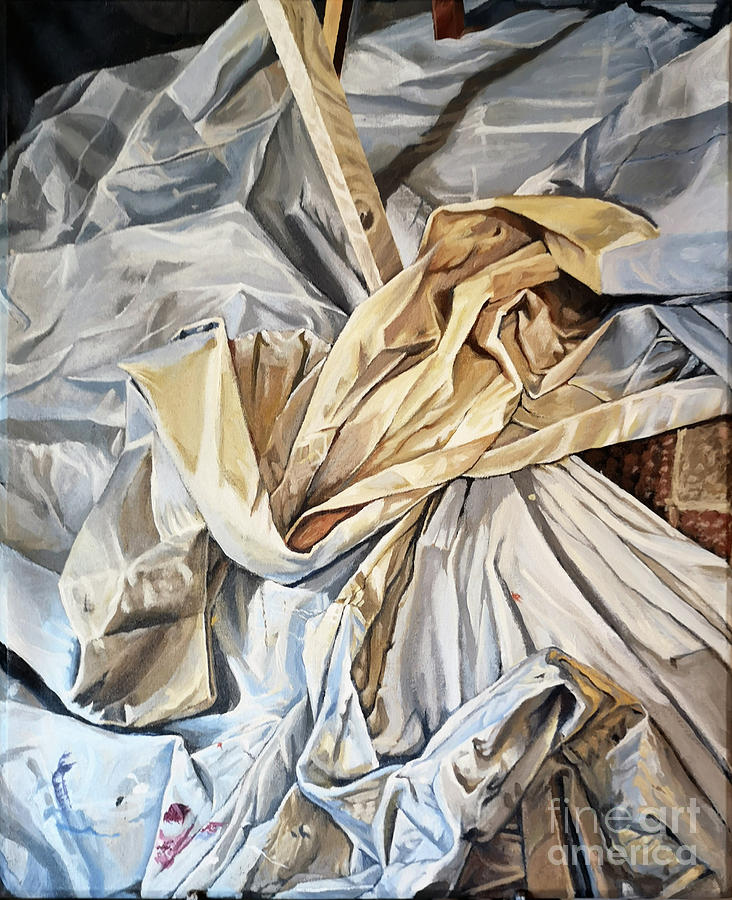 Studio Floor by Armand Roy
