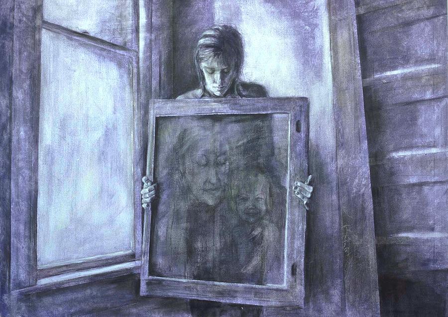 Study - Portrait by Jan Zoya