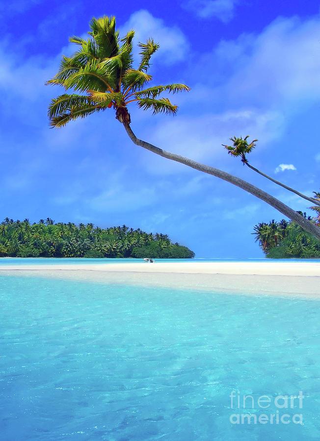 Hang Photograph - Stunning Lagoon by Kwest