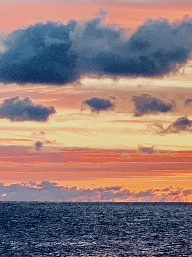 Stunning Sunrise by Hella Buchheim