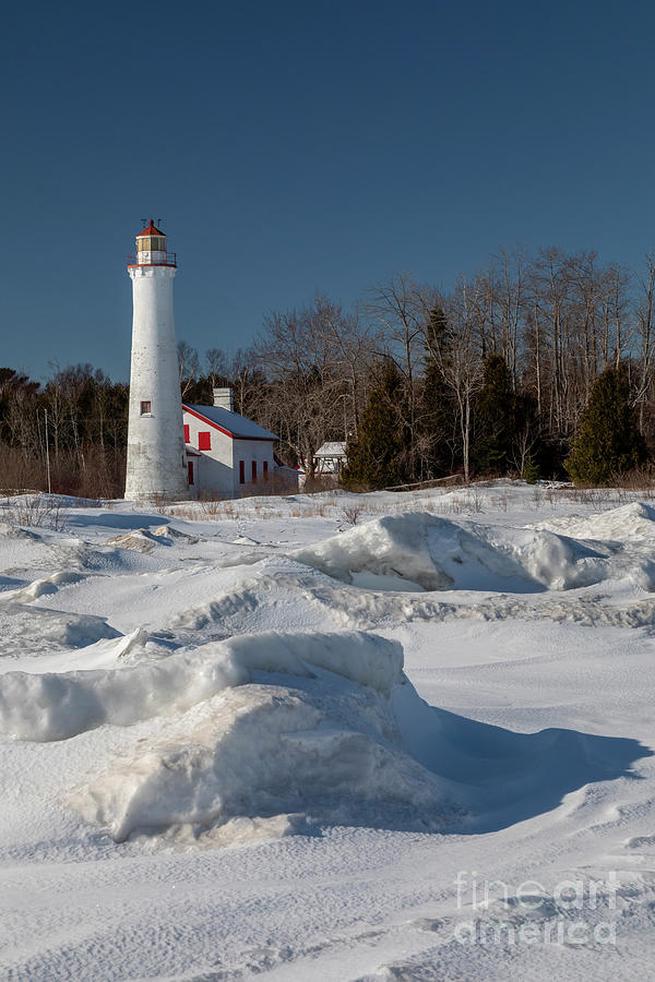 Sturgeon Point Lighthouse Photograph