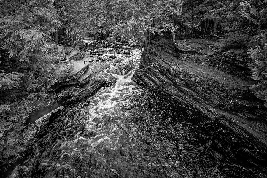 Sturgeon River Monotone by David Heilman
