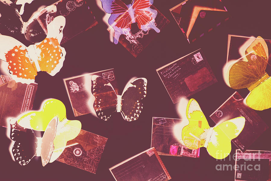 Shabby Photograph - Subconscious Messages by Jorgo Photography - Wall Art Gallery