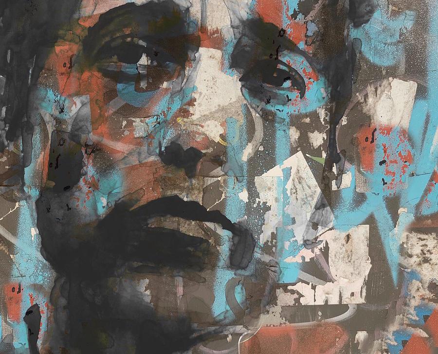 Bob Dylan - Subterranean Homesick Blues by Paul Lovering