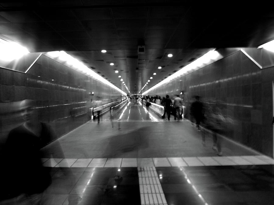 Subway Ghosts by Edward Lee