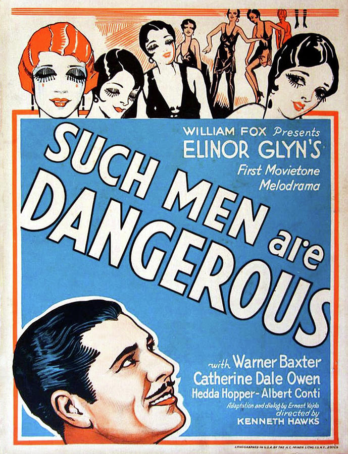Such Men Are Dangerous by William Fox
