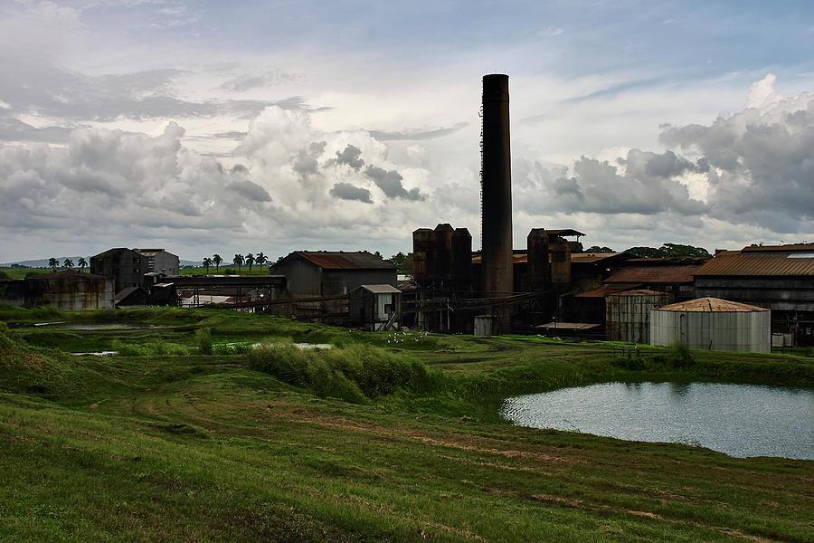 Sugar factory I, Usine Ste. Madeleine by Trinidad Dreamscape