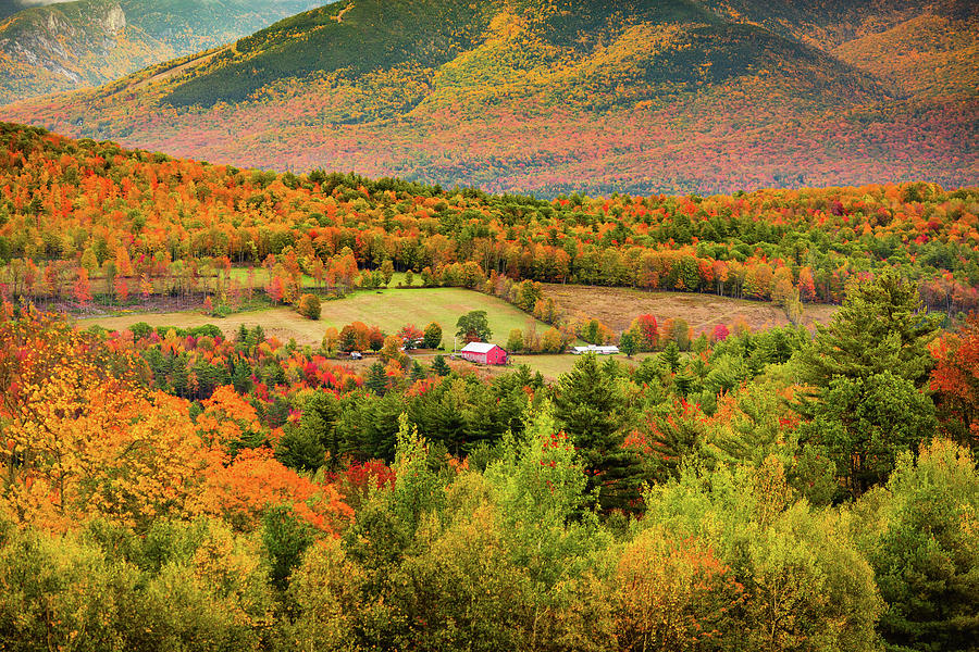 Sugar Hill New Hampshire by Robert Clifford