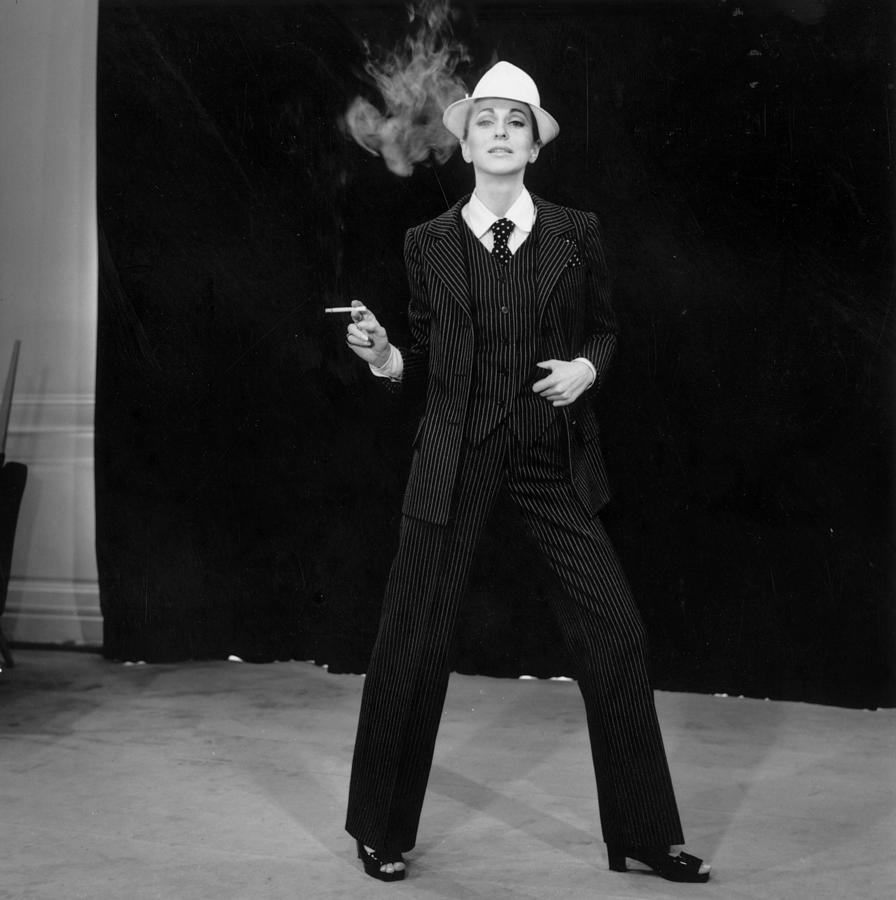 Suited Fashion Photograph by Reg Lancaster