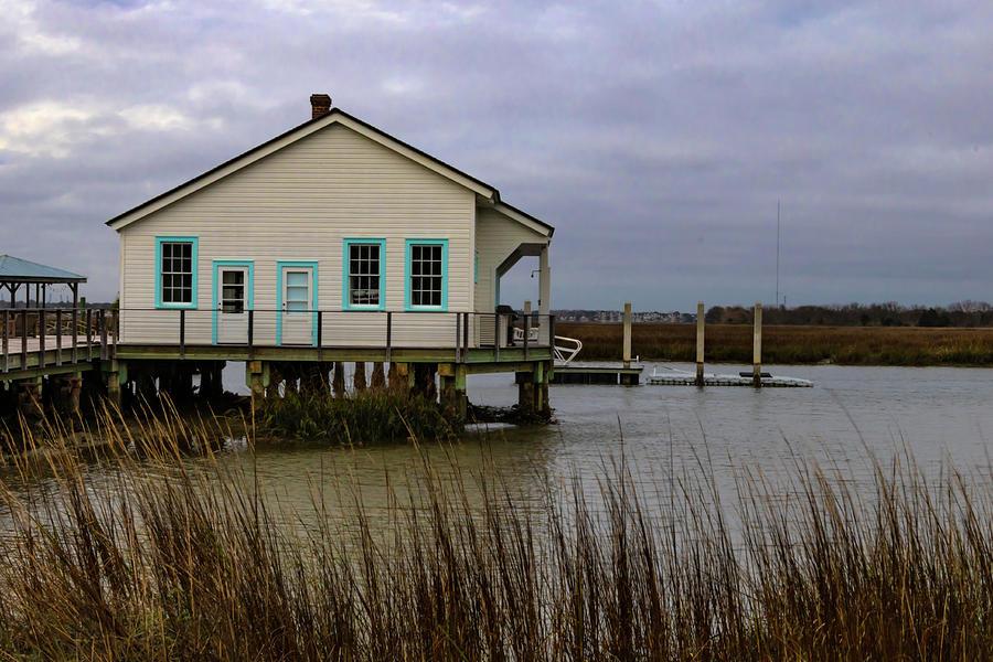 Sullivan Island Quartermaster House Photograph
