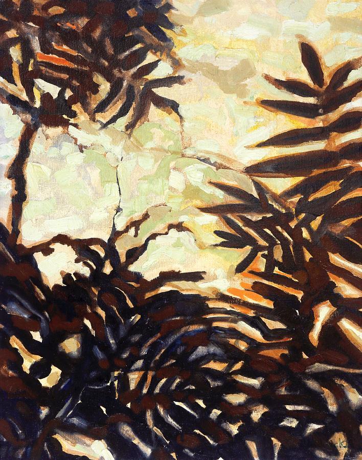 Sumac Shadows by Phil Chadwick