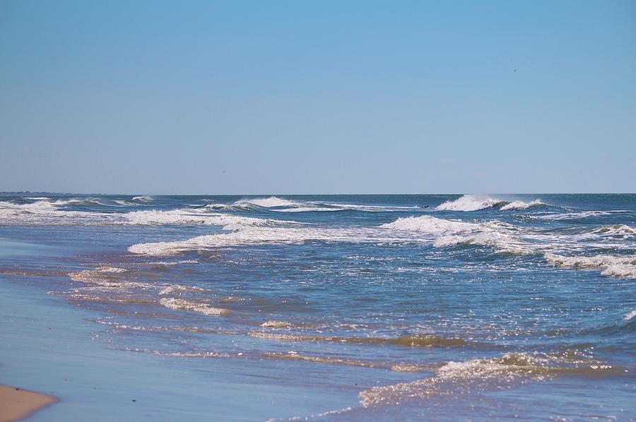 Summer At Topsail Beach by Cynthia Guinn