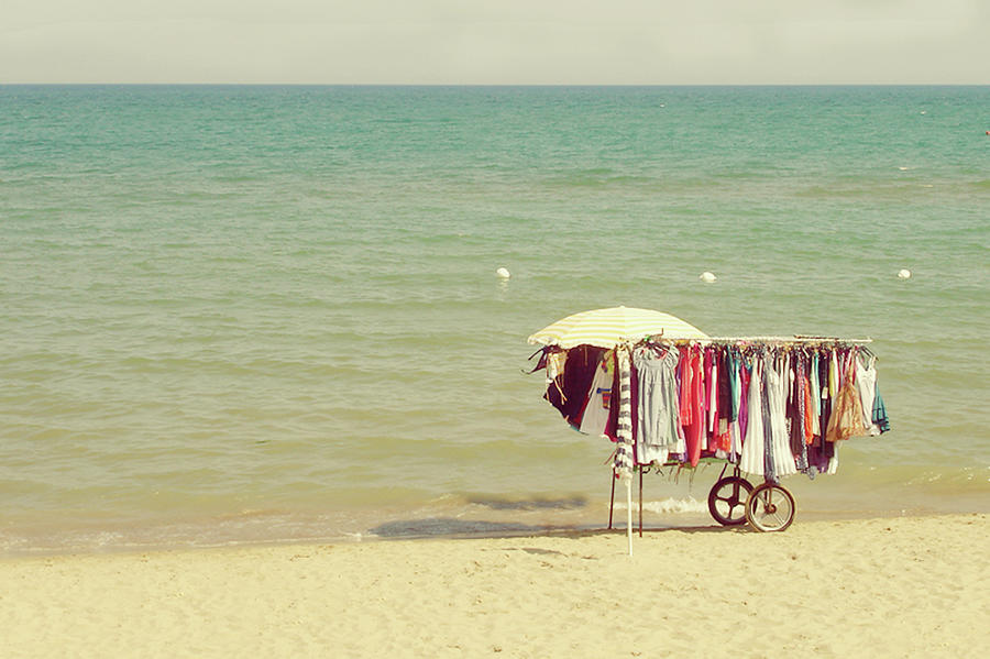 Summer Clothing Photograph by Karla Caloca Photography