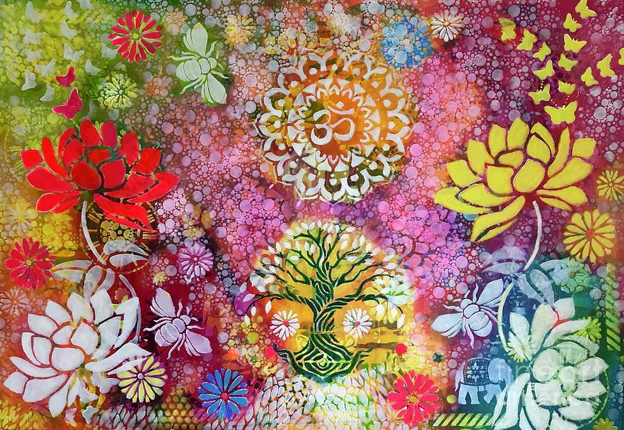 Summer dreams  by Corina Stupu Thomas