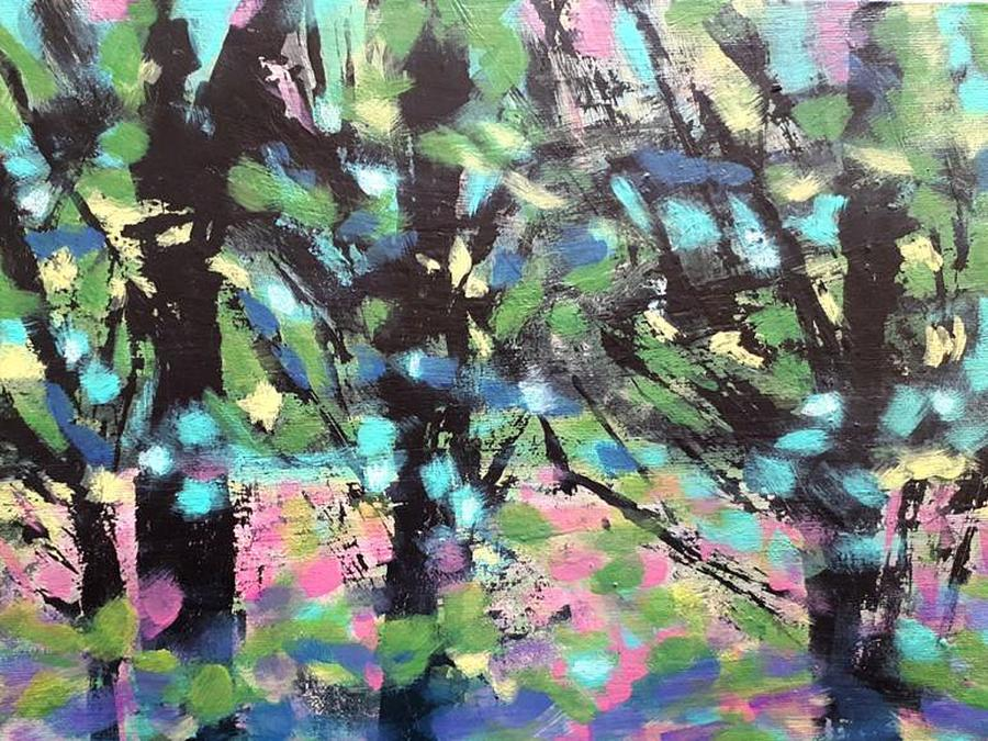 Summer Forest by Nikki Dalton