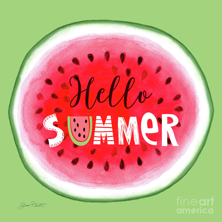 Summer Fun B by Jean Plout
