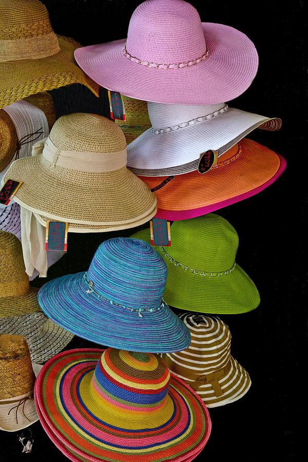 Summer Hats 4 U by Joyce Dickens