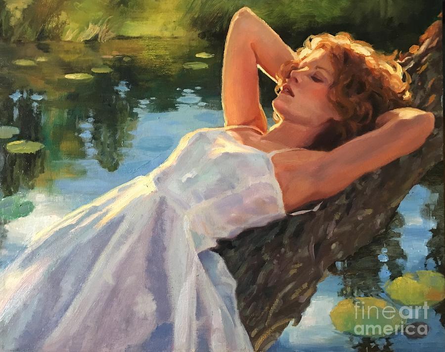 Summer Idyll by Jean Hildebrant