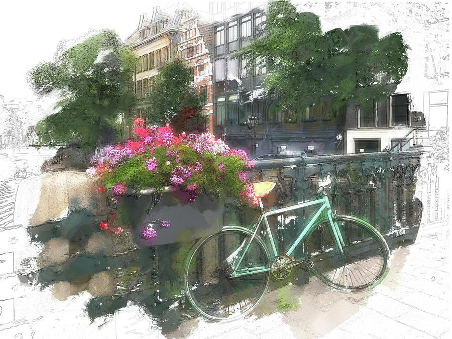 Summer in Amsterdam by Jill Love