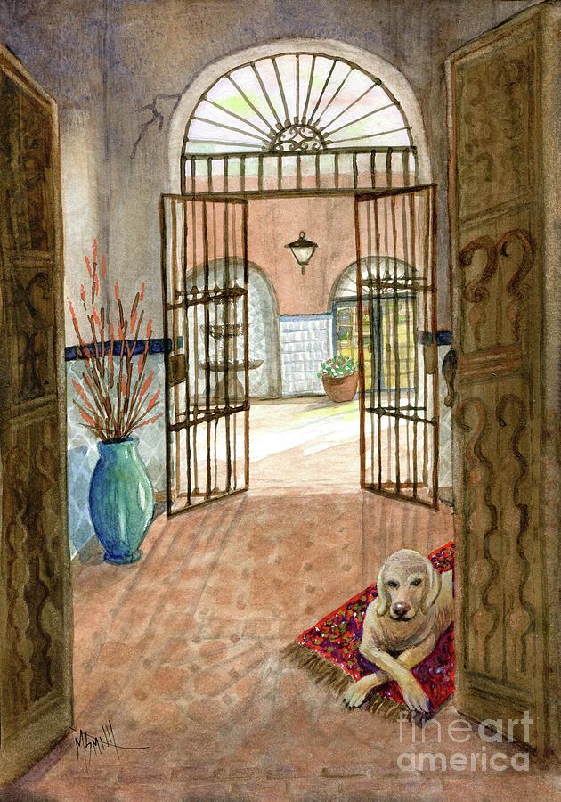 Summer In Sedona by Marilyn Smith