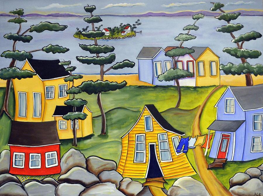 Summer Joy by Heather Lovat-Fraser