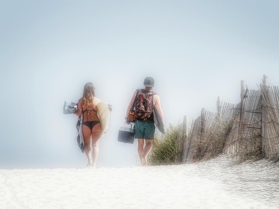 Summer Memories Begin to Fade by David Kay
